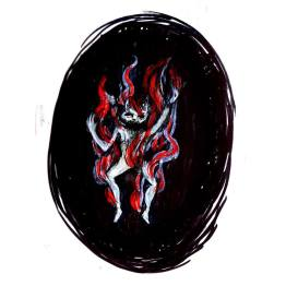 Kat Eng - burning
