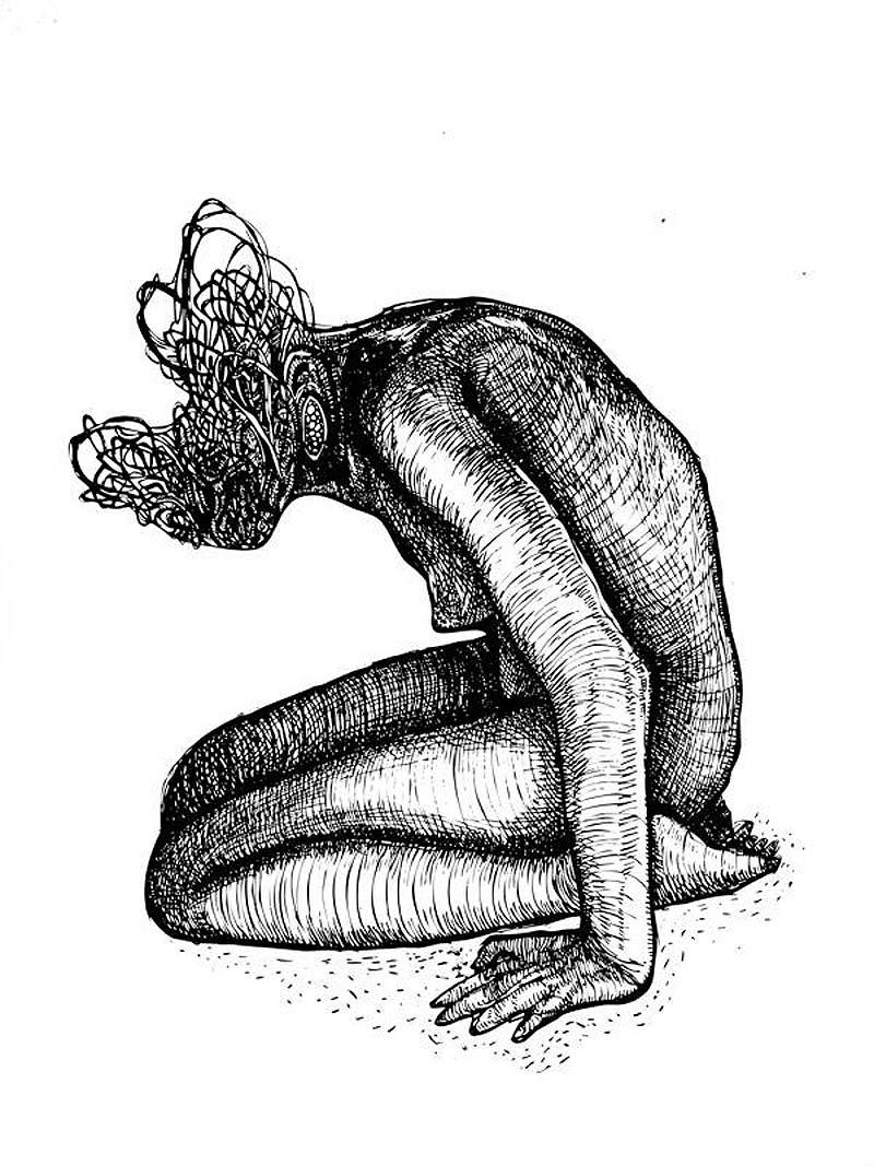 Kat Eng - Drawing