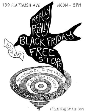Black Friday Free Store