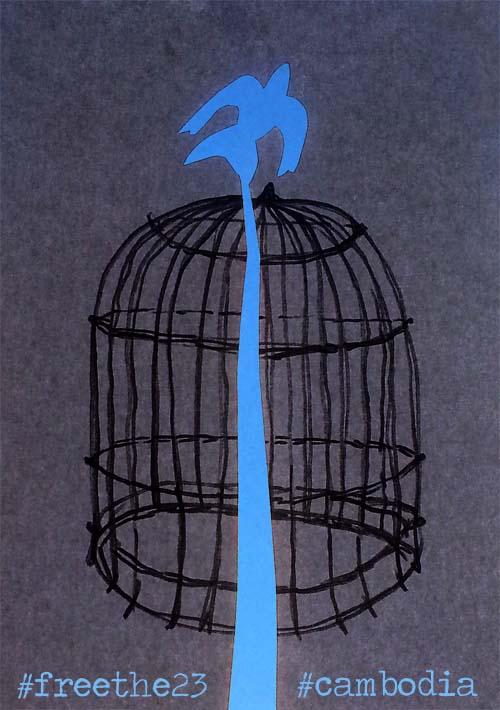 #freethe23